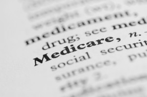 medicare terminology